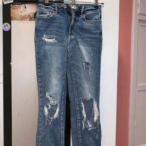 Packing jeans (size 22) more or less like 23